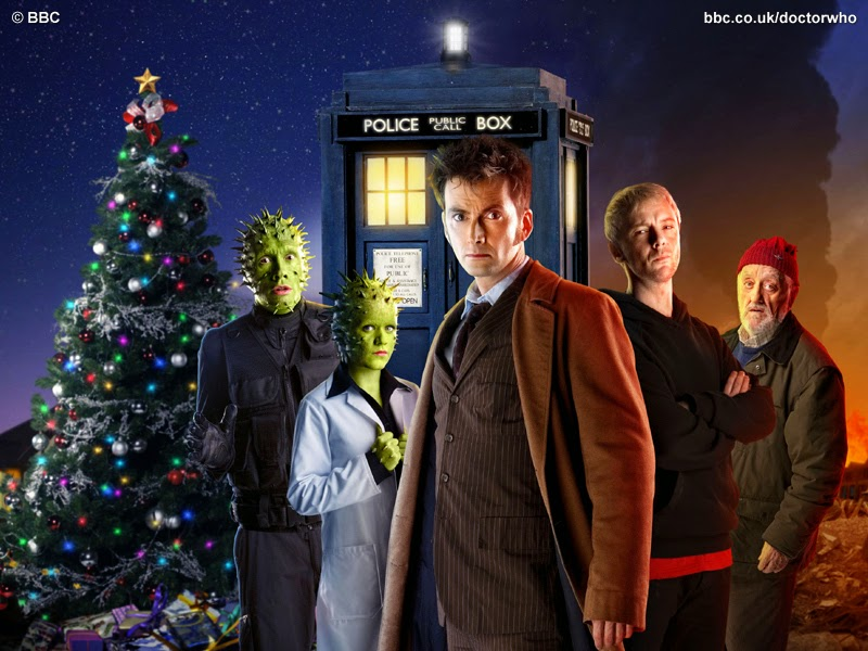 An Important Ranking Of The DOCTOR WHO CHRISTMAS SPECIALS | Warped ...