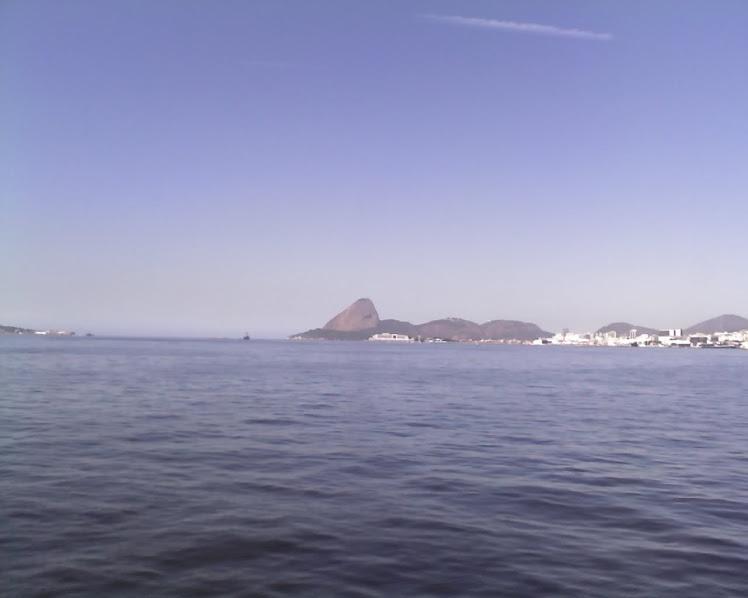 VISTA PÃO DE AÇUCAR PEGANDO TODA VISTA DO SANTOS DUMONT E CENTRO-RIO