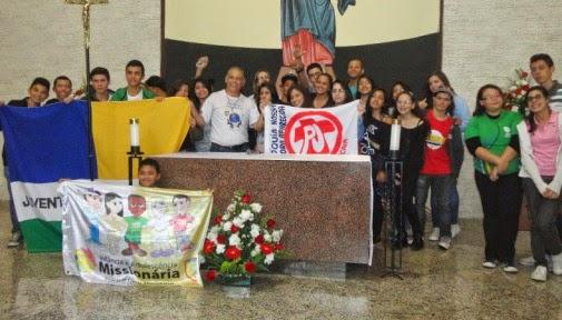 #Alegrai-vos - Encontrão da juventude na Diocese de Guarulhos