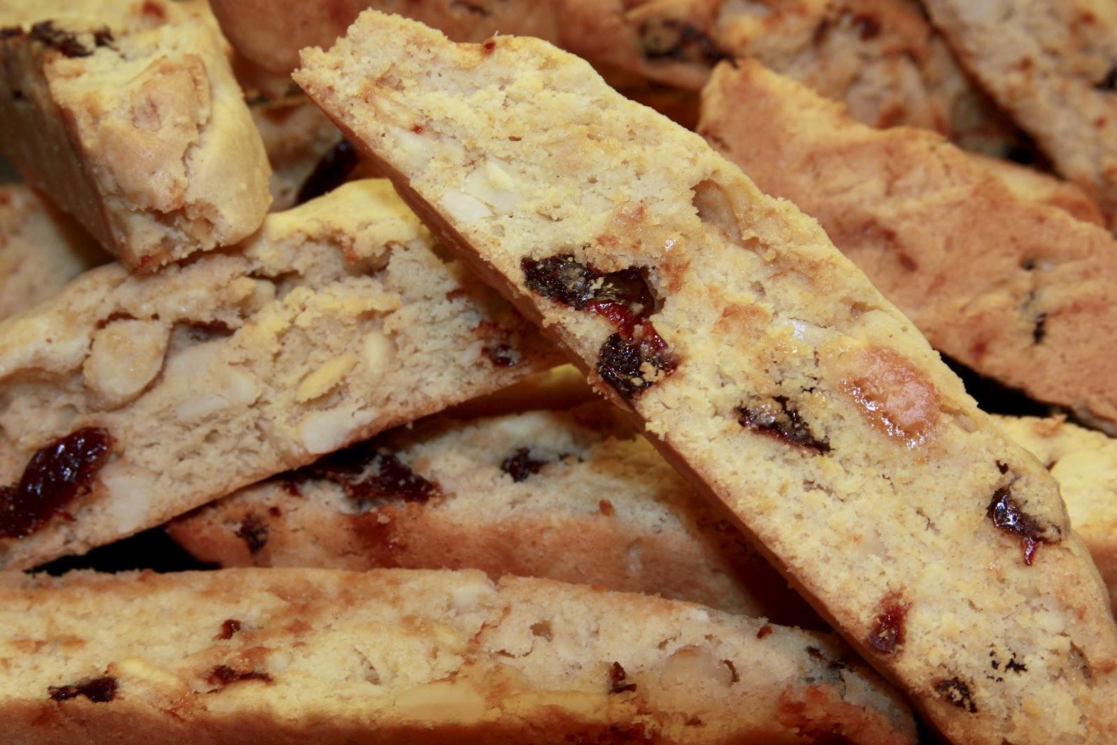 The Cake Trail: GBBO Biscotti