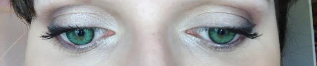 Mój codzienny makijaż...