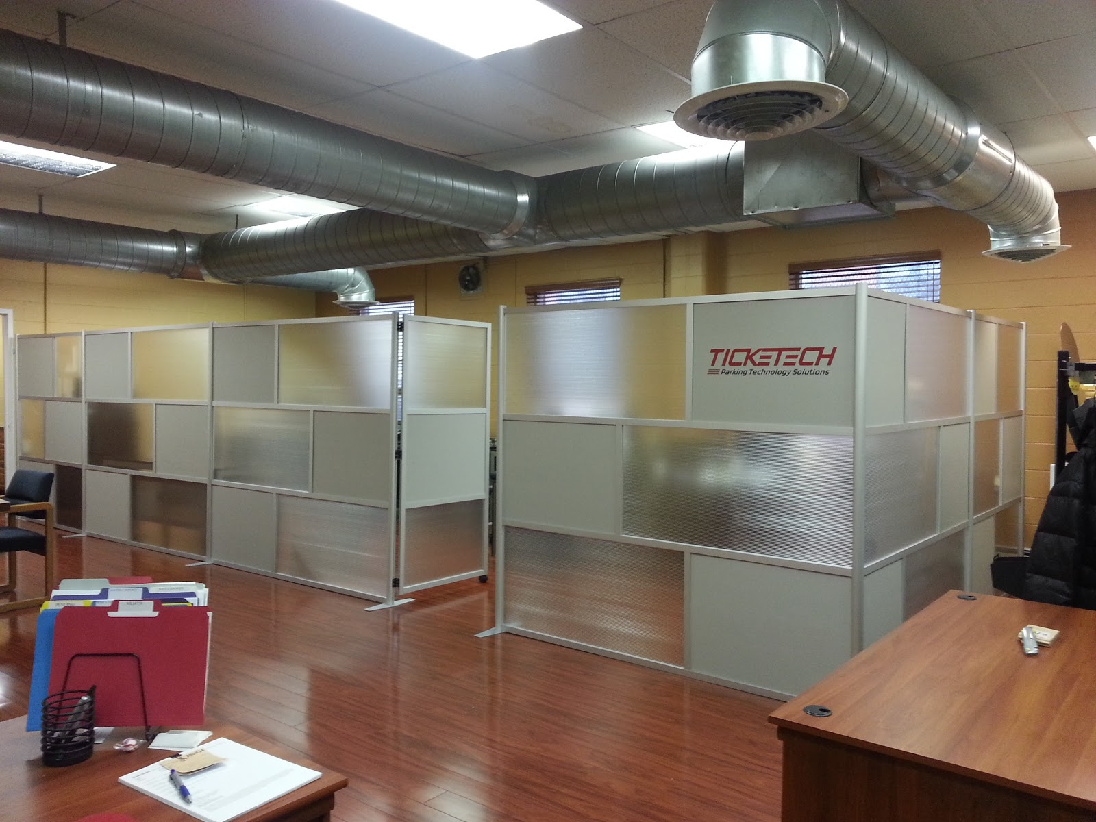 Modern Room Partitions And Office Dividers