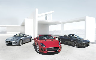 The all-new F-TYPE has arrived