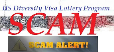 US Diversity Visa Lottery Program Scam Alert