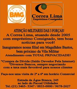 ATENÇÃO MILITARES!!