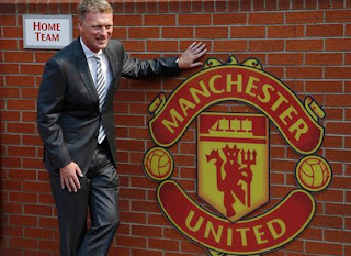 David Moyes Manchester United, David Moyes Manager 2013-2014