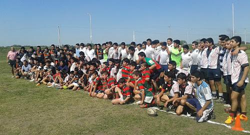 La URT promueve el desarrollo del rugby en el interior