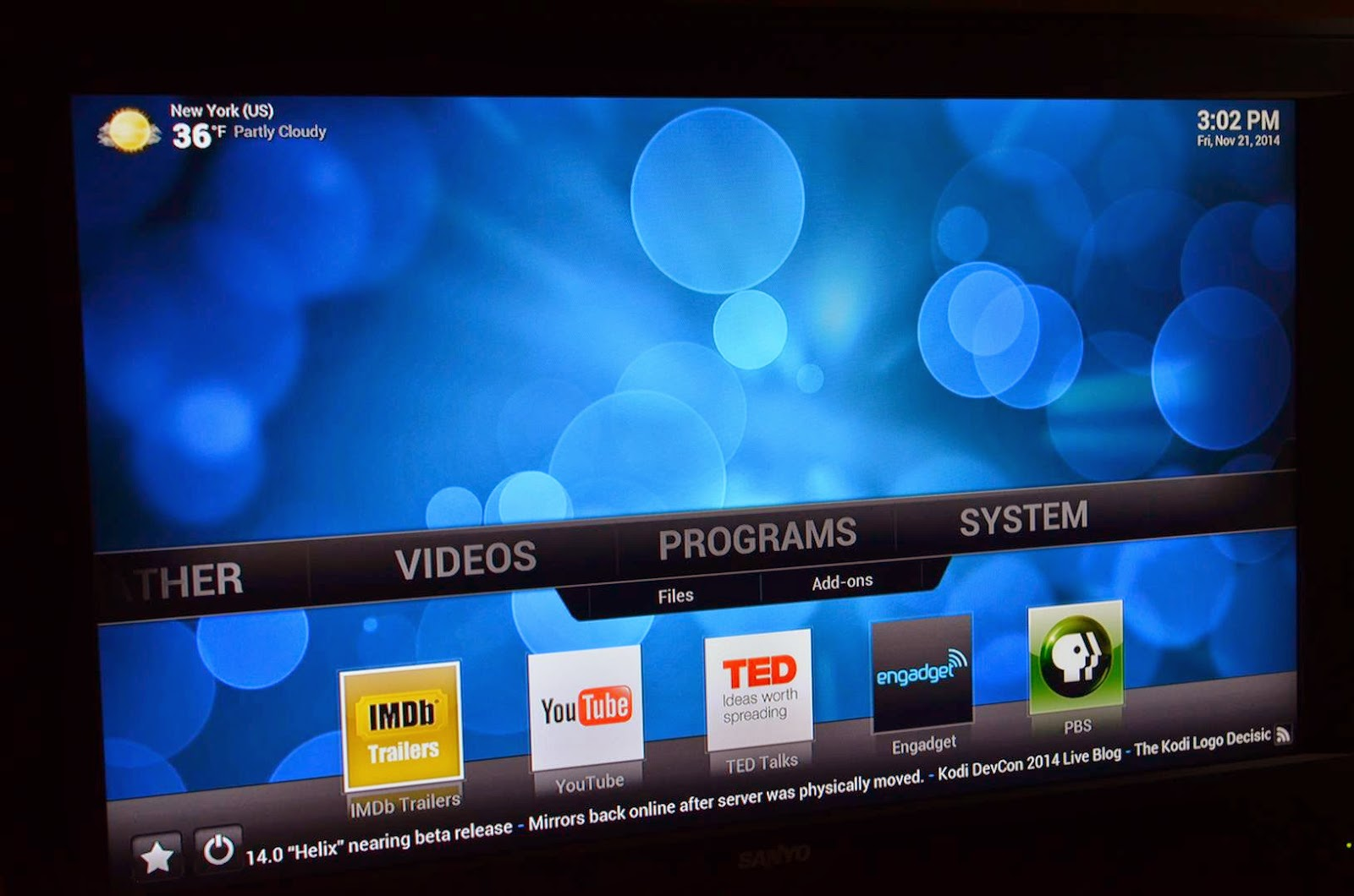 how to search youtube on samsung smart tv