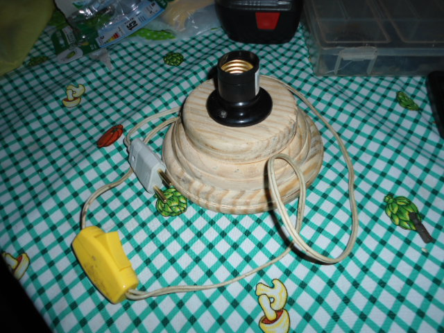 Aparador Vintage El Corte Ingles ~ Eu Amo Artesanato Luminárias de PVC passo a passo