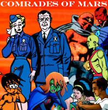 Comrades of Mars