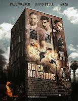 Brick Mansions (La fortaleza) (2014) online y gratis