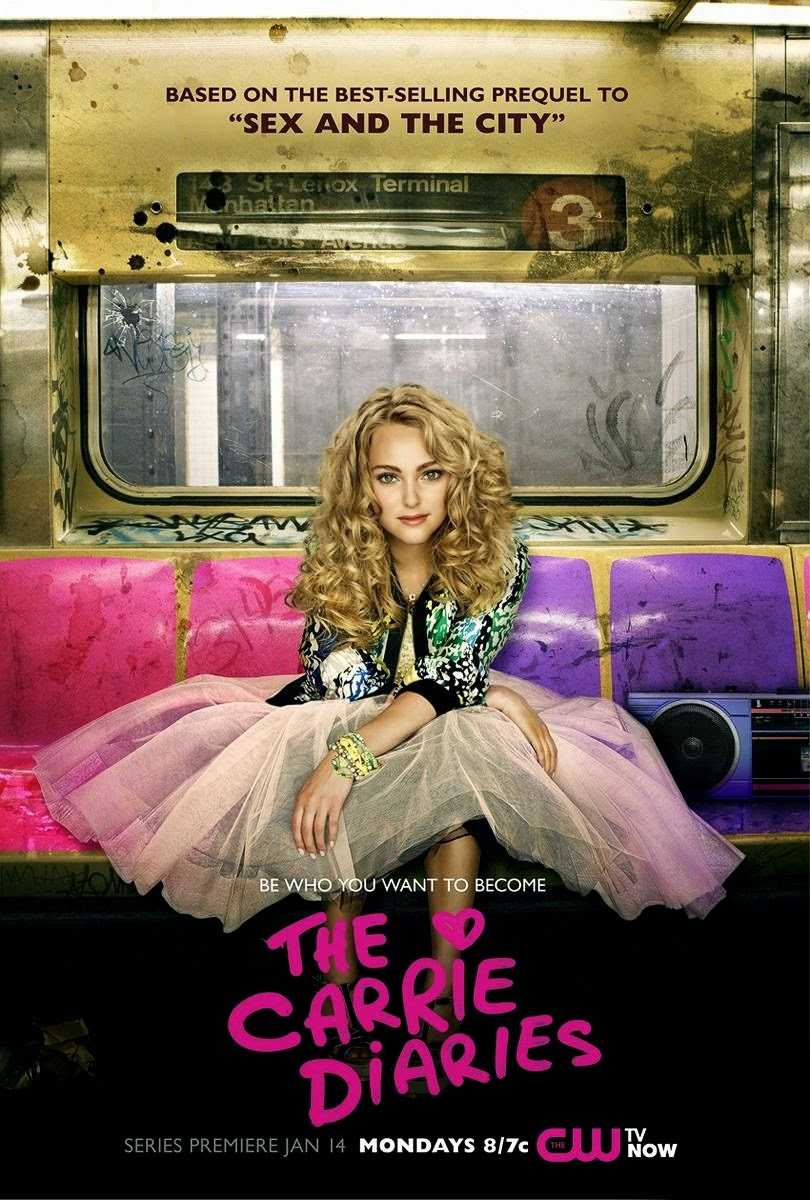 The Carrie Diaries – Todas as Temporadas Dublado / Legendado (2013)