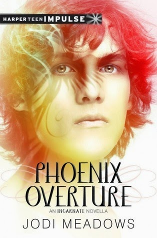 Phoenix Overture by Jodi Meadows