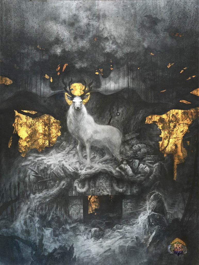 [bank] Les artistes que vous adorez - Page 4 Forgotten+Gods+BD+deviantart