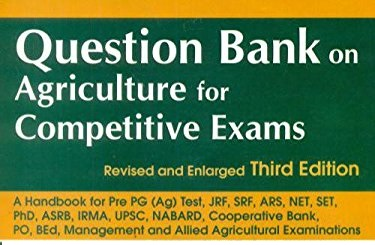 Agriculture-Question Bank