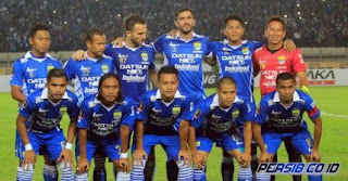 Persib Tanpa Lima Pemain Inti di Semifinal Piala Presiden 2015