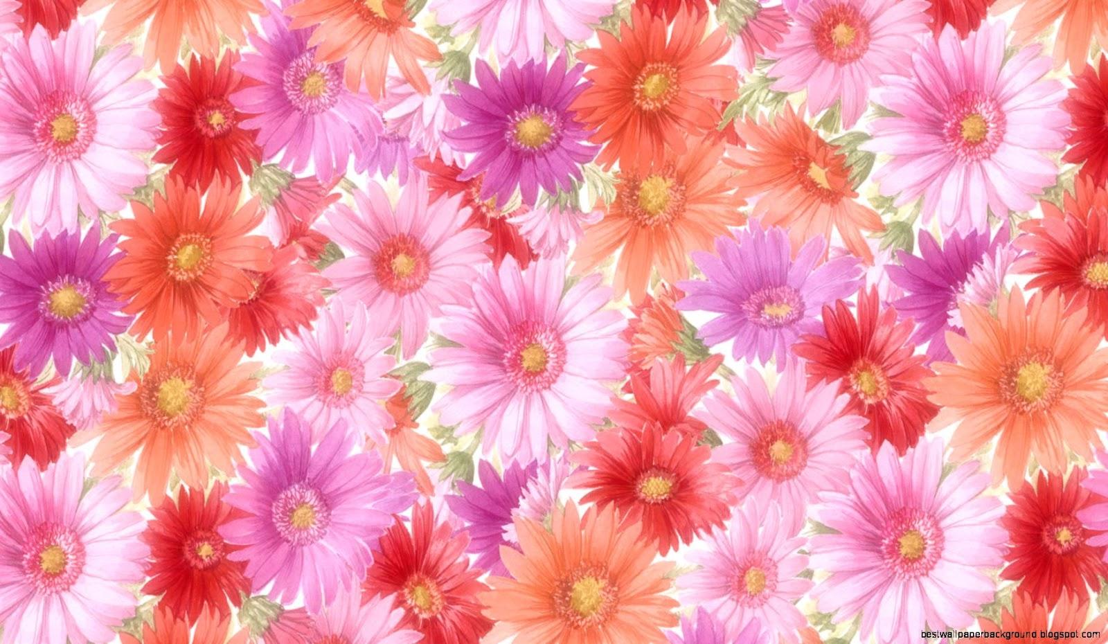 Wallpaper desktop flowers best wallpaper background view original size mightylinksfo