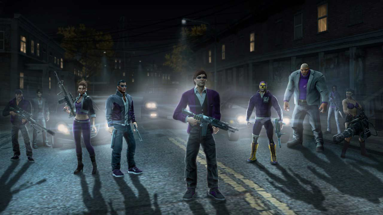 Saints Row 4 Screenshots