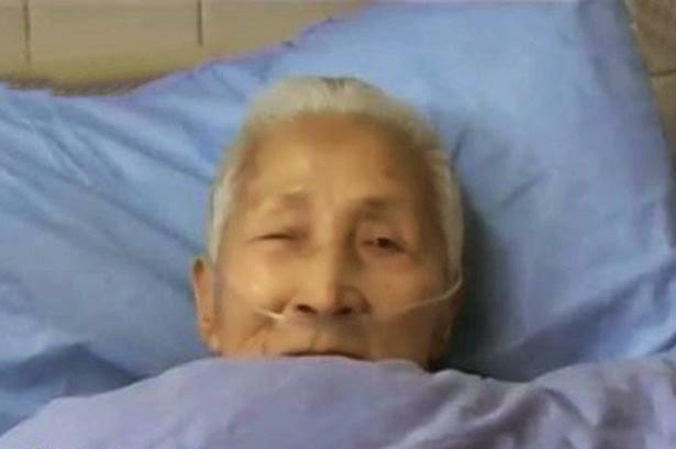 Liu Jieyu tidak lagi mampu berbicara bahasa China