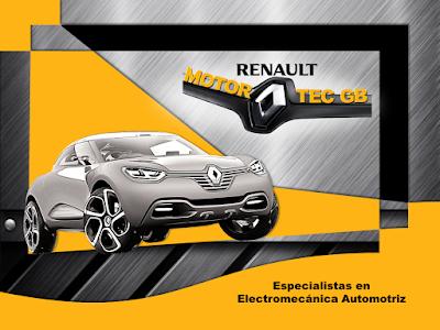 Taller Renault Bogota D.C. Motortec GB