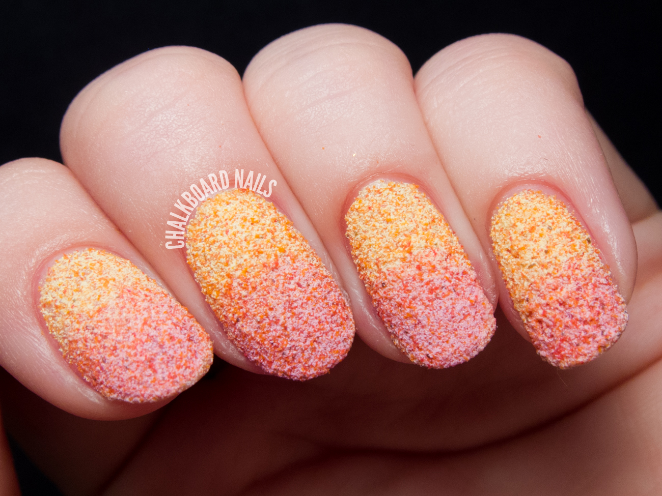 Nicole by OPI Roughles Textured Nail Art
