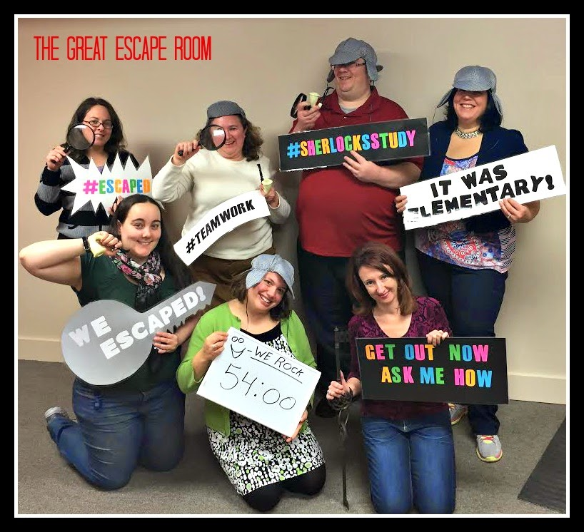 Royal Oak, MI, The Great Escape Room