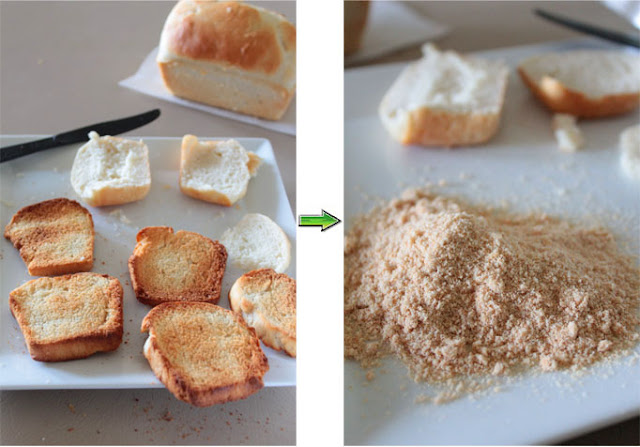 Spusht | How to make breadcrumbs at home