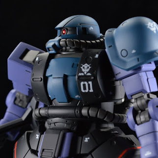 HG Zaku High Mobility Test Type