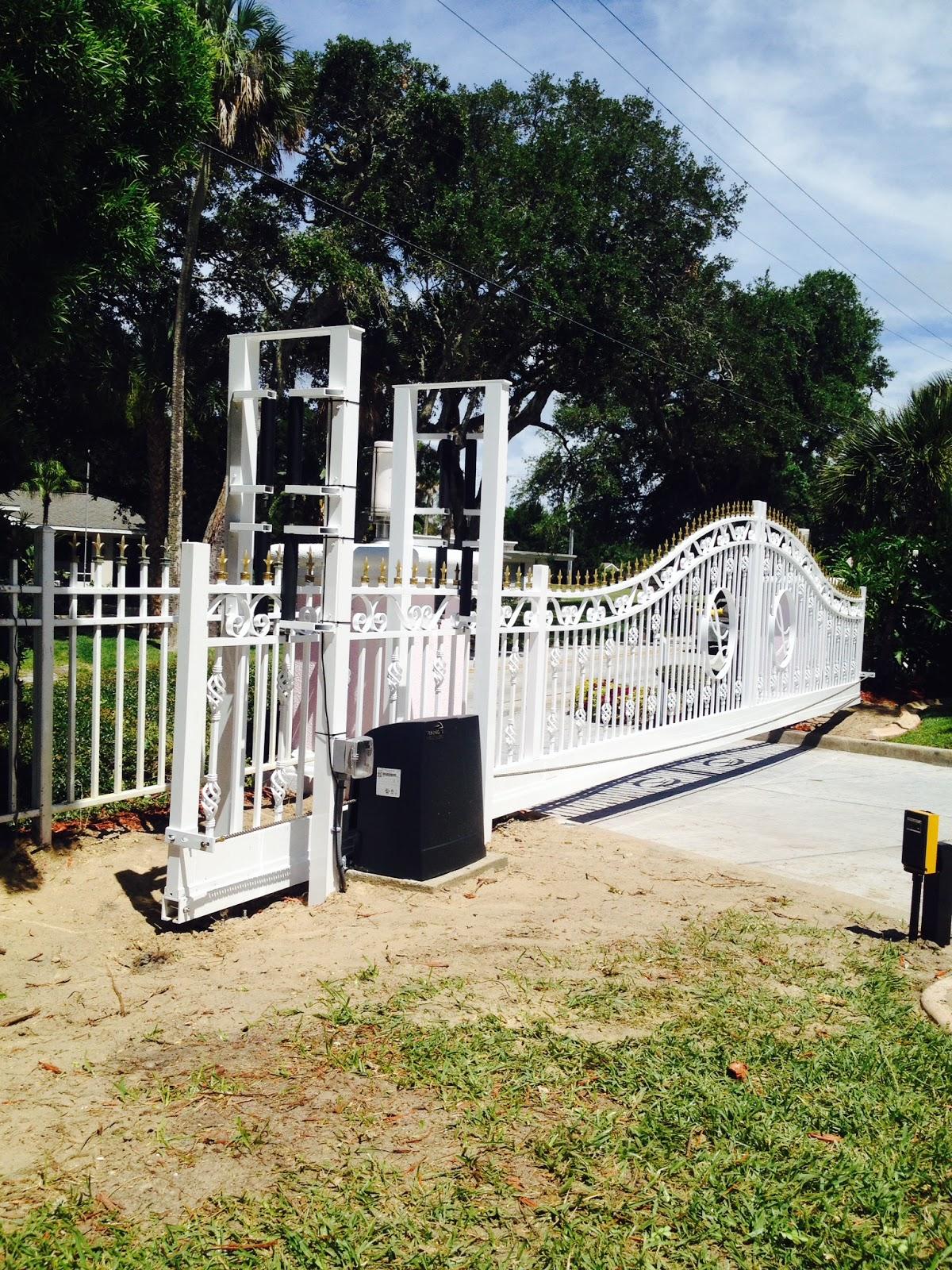 Viking k slide gate operator