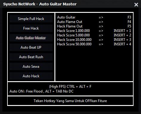 Auto Guitar Master