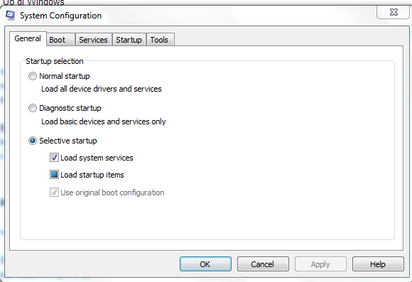 Cara Mempercepat Start Up di Windows