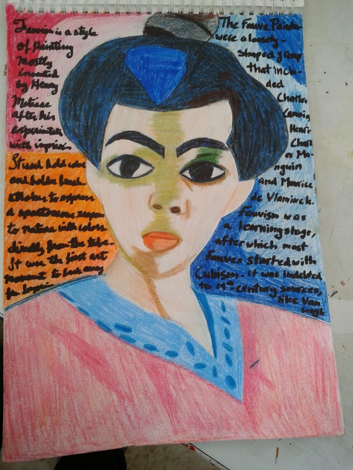 henri matisse green stripe essay Henri matisse additional information on henri matisse biography henri Émile benoît matisse was a french artist green stripe (madame matisse.