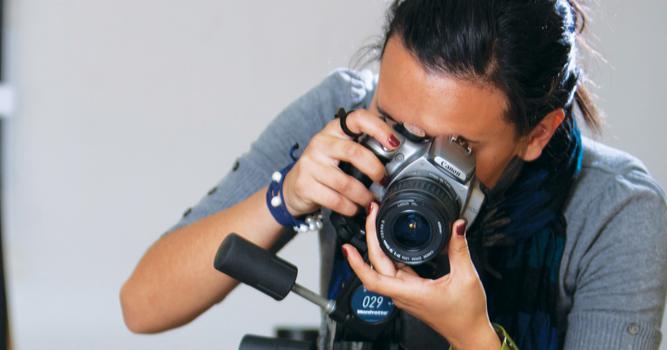 5 Canales de Youtube para estudiar fotografía gratis