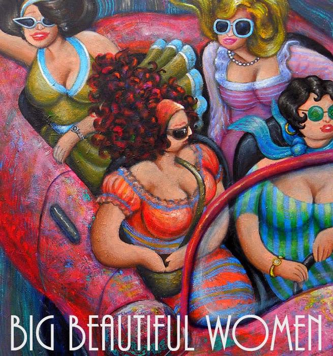 Bezoek ook onze site Big Beautiful Women