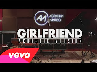 Abraham Mateo - Girlfriend (Acoustic Version)