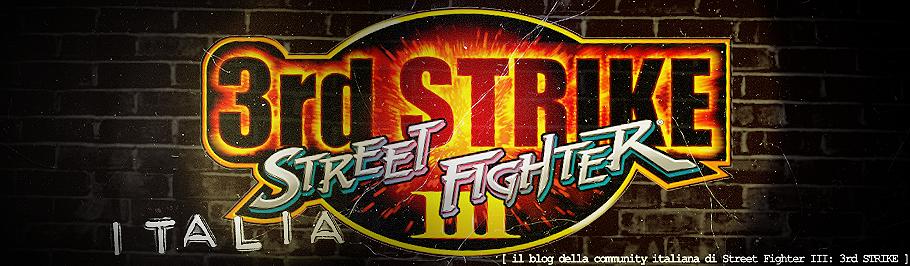Community italiana Street Fighter III: 3rd Strike