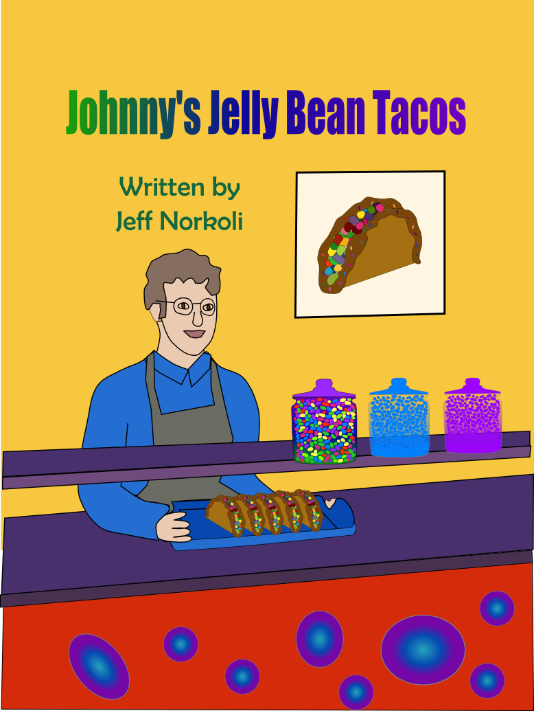 Johnny's Jelly Bean Tacos