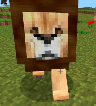 Mo' Creatures león Minecraft mod
