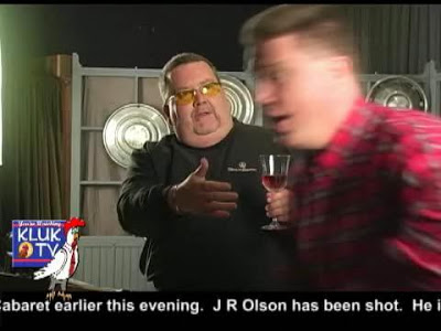 Who Shot JR Olson?