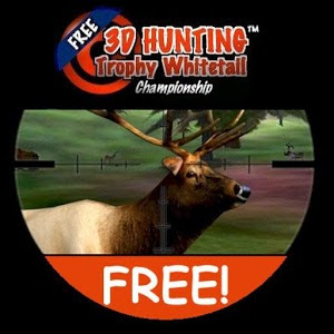 3D Hunting Trophy Whitetail 1.0.4 Apk Mod Full Version Download Unlocked-iANDROID Games