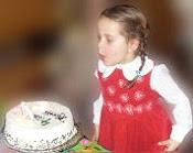 4 urodziny Weroniki