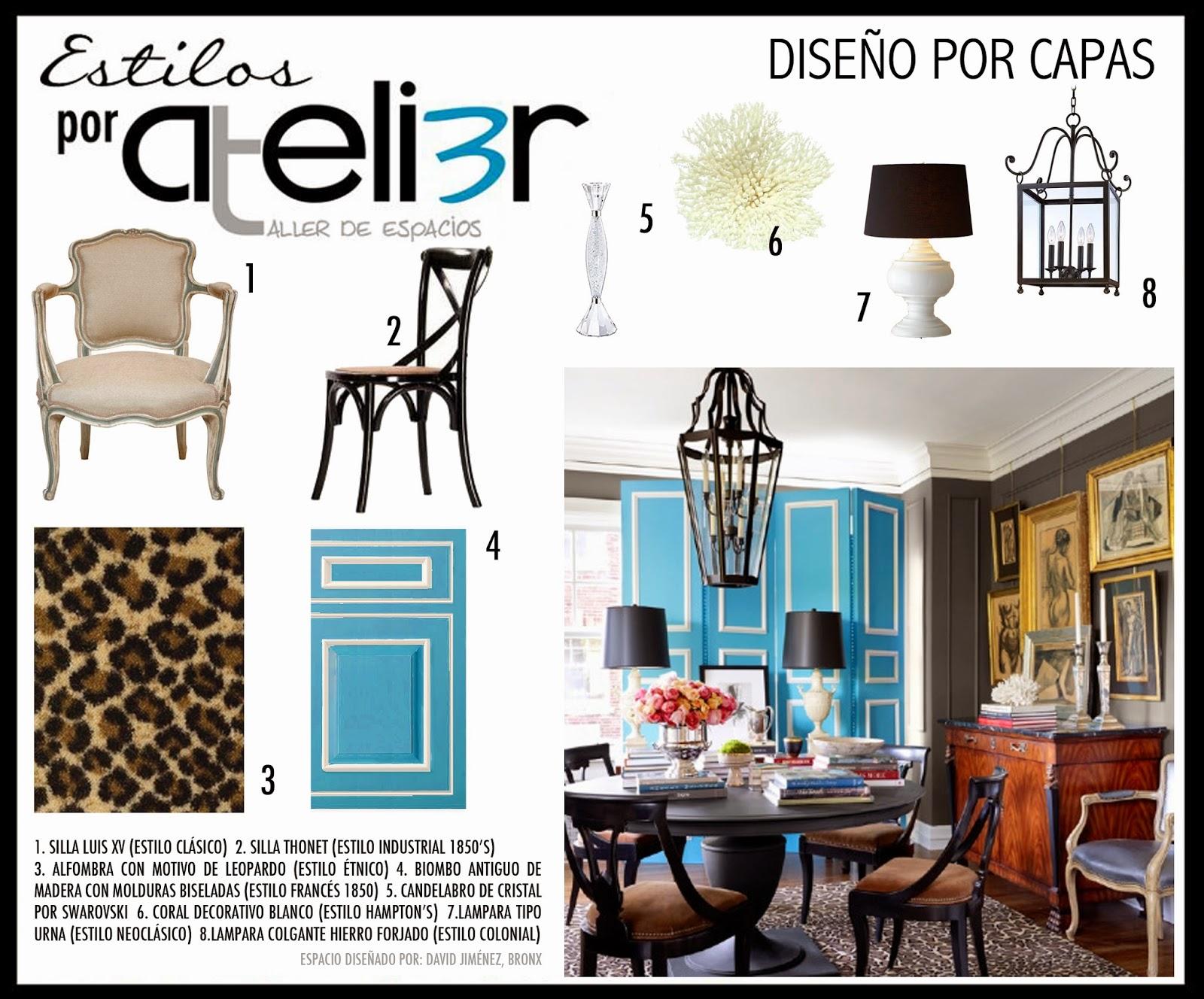 Diseño de interiores, Interior design Guatemala, eclectic layerism