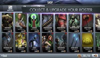 Injustice: Gods Among Us v2.4.0 Apk image