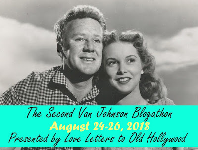 The Second Van Johnson Blogathon!!