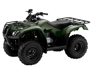 2013 Honda FourTrax Recon TRX250TM ATV pictures