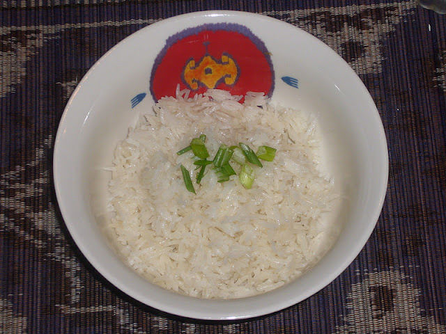 Coconut Basmati Rice