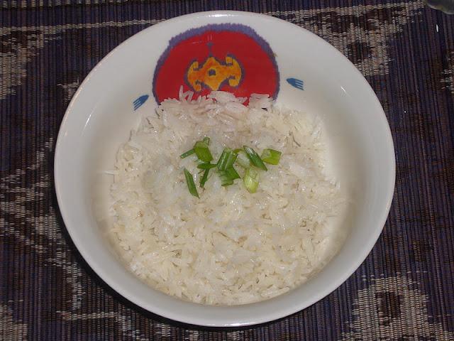 Coconut Basmati Rice