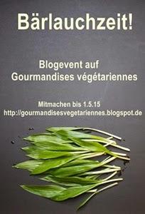 {Blogevent} Bärlauchzeit! [bis 01.05.2015]