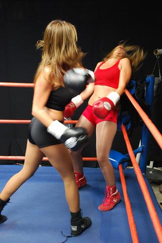Video As son las peleas hot de lucha libre en lencera