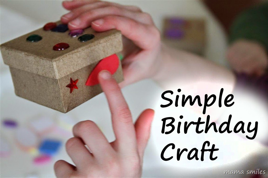 fun craft ideas for kids  birthday party 2012